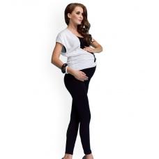 Těhotenské zimní legíny Julia