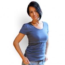 Tričko těhotenské a kojící - krátký rukáv